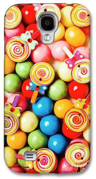 Lolly Shop Pops Galaxy S4 Case