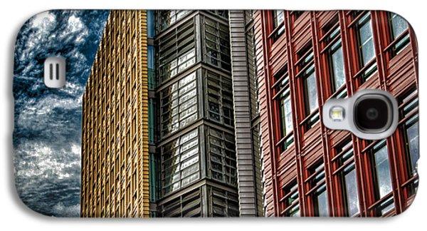 London Architecture Galaxy S4 Case