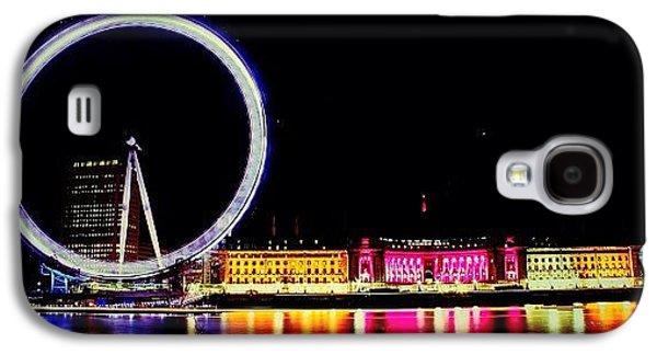 #london #british #photooftheday #bigben Galaxy S4 Case by Ozan Goren