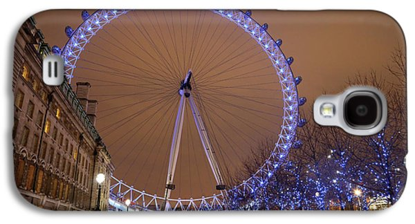Galaxy S4 Case featuring the photograph Big Wheel by David Chandler