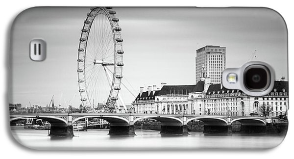 London Eye Galaxy S4 Case by Ivo Kerssemakers