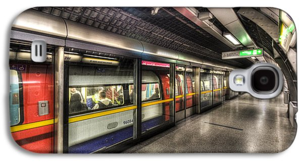 London Underground Galaxy S4 Case by David Pyatt