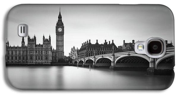 London, Westminster Bridge Galaxy S4 Case by Ivo Kerssemakers