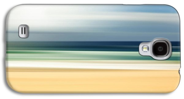 Surrealism Galaxy S4 Case - Lone Beach by Az Jackson