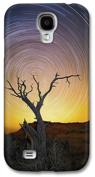 Lone Tree Galaxy S4 Case by Edgars Erglis