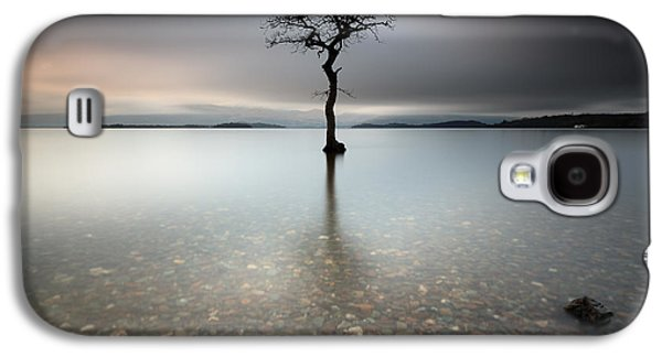 Lone Tree Loch Lomond Galaxy S4 Case