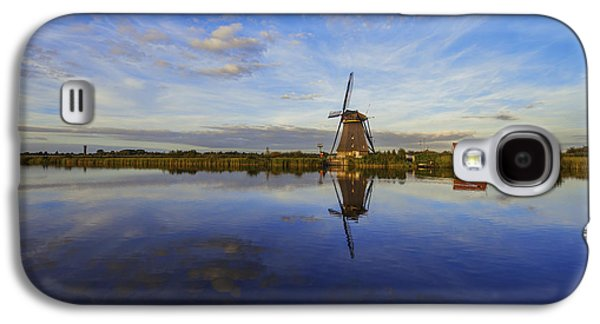 Lone Windmill Galaxy S4 Case