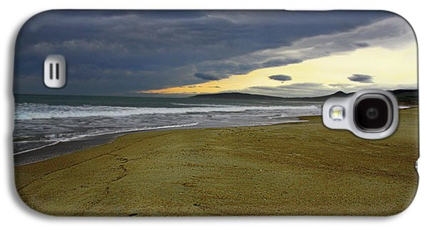 Lonely Beach Galaxy S4 Case