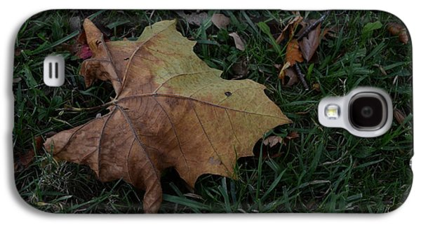 Lonely Leaf Galaxy S4 Case