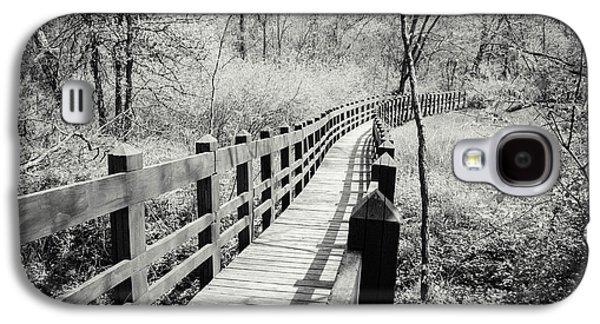 Long Bridge Galaxy S4 Case by Amy Turner