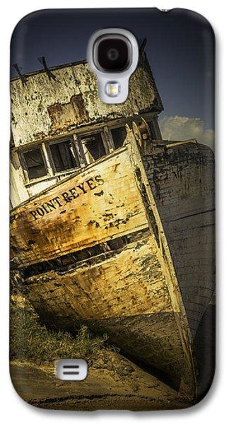 Long Forgotten Boat Galaxy S4 Case by Garry Gay