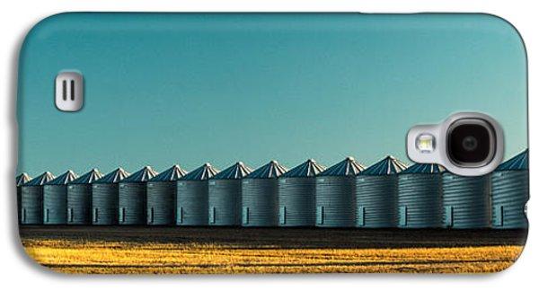 Long Line Of Bins Galaxy S4 Case by Todd Klassy