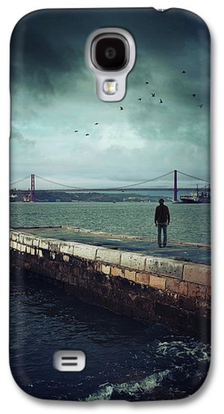 Longing For The Departed Galaxy S4 Case
