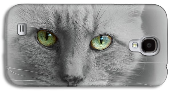 Look Into My Eyes  Galaxy S4 Case