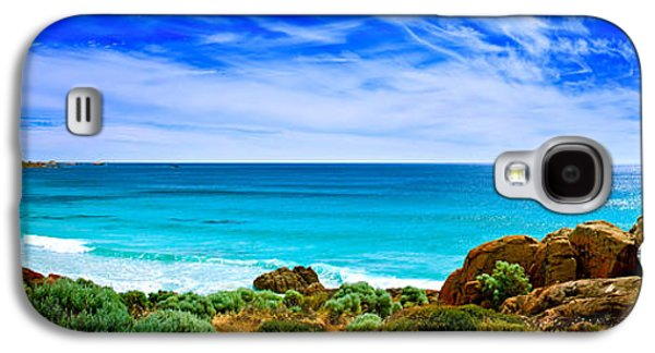 Look To The Horizon Galaxy S4 Case by Az Jackson