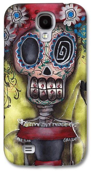 Looking For Love Galaxy S4 Case by  Abril Andrade Griffith