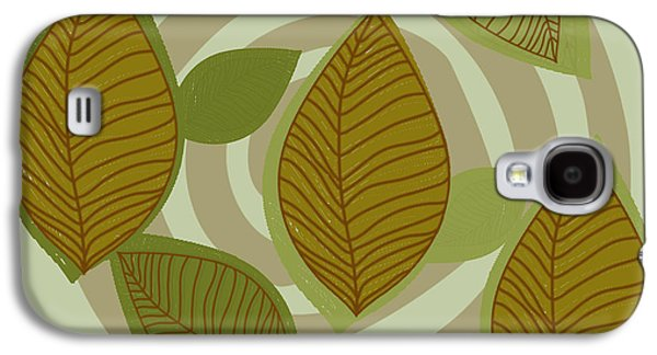 Looking To Fall Galaxy S4 Case by Kandy Hurley