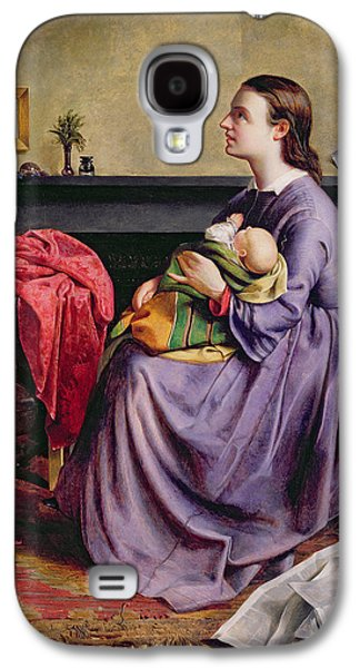 Lord - Thy Will Be Done Galaxy S4 Case by Philip Hermogenes Calderon