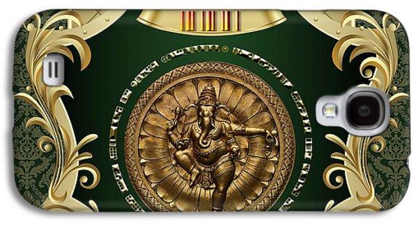 Lord Ganesha Galaxy S4 Case