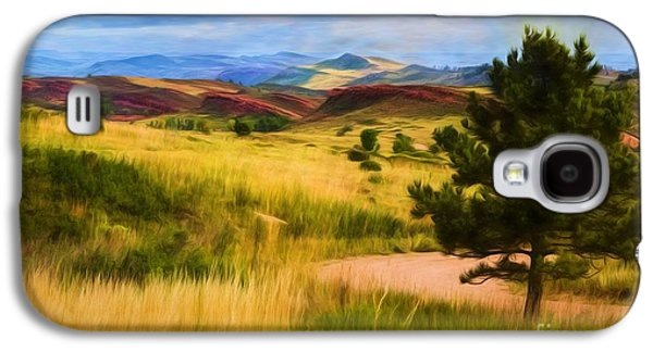 Lory State Park Impression Galaxy S4 Case