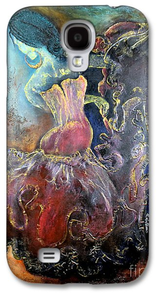 Lost In The Motion Galaxy S4 Case