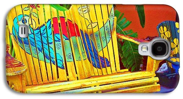 Parrot Galaxy S4 Case - Lost Shaker Of Salt 2 by Debbi Granruth