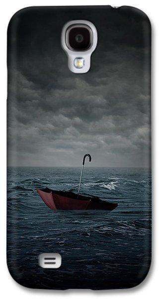 Lost Galaxy S4 Case by Zoltan Toth