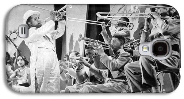 Trombone Galaxy S4 Case - Louis Armstrong by American School