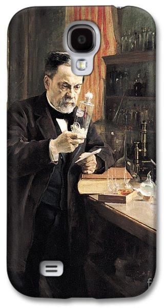 Louis Pasteur Galaxy S4 Case by Albert Gustaf Aristides Edelfelt