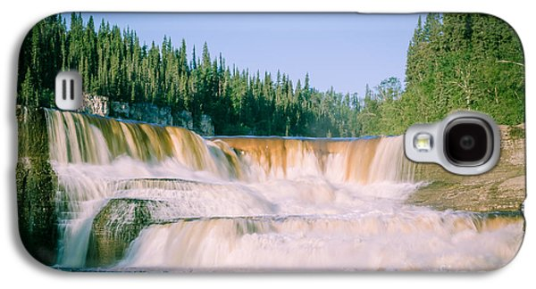 Louise Falls Galaxy S4 Case by Lisa Killins