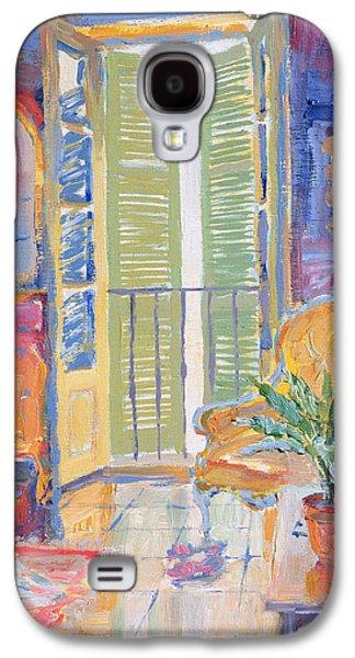 Louise Galaxy S4 Case by William Ireland