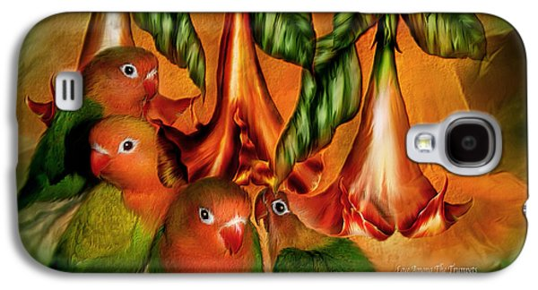 Love Among The Trumpets Galaxy S4 Case