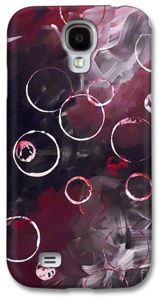 Love And Frustration Galaxy S4 Case by Jilian Cramb - AMothersFineArt