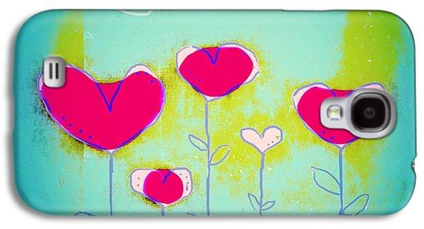 Love Art - 144a Galaxy S4 Case