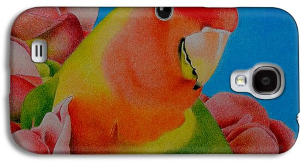 Love Bird Galaxy S4 Case