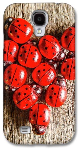 Love Bug Galaxy S4 Case