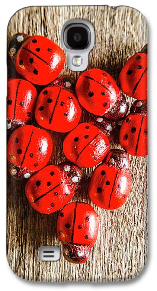 Love Bug Galaxy S4 Case