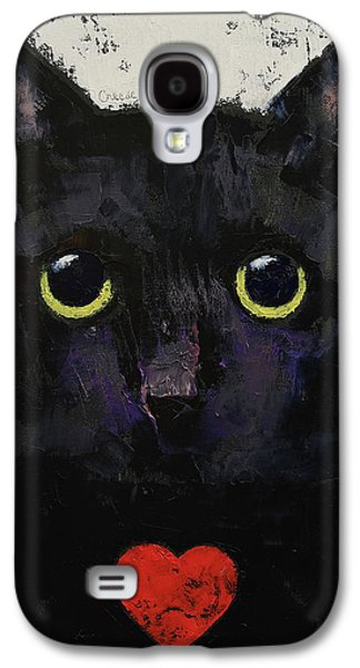 Love Cat Galaxy S4 Case