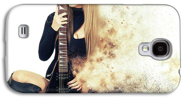 Love Music Galaxy S4 Case