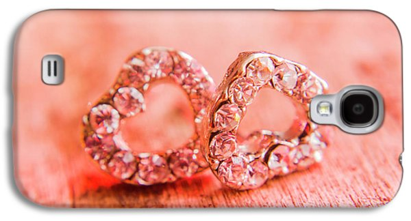 Galaxy S4 Case featuring the photograph Love Of Crystals by Jorgo Photography - Wall Art Gallery