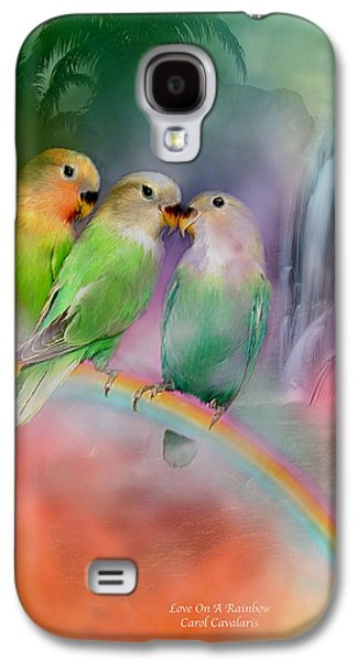 Love On A Rainbow Galaxy S4 Case