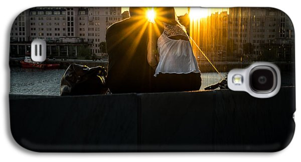 Love - Oslo, Norway - Color Street Photography Galaxy S4 Case