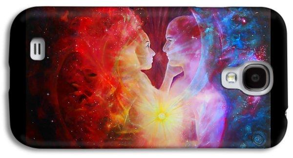 Love Written In The Stars Galaxy S4 Case