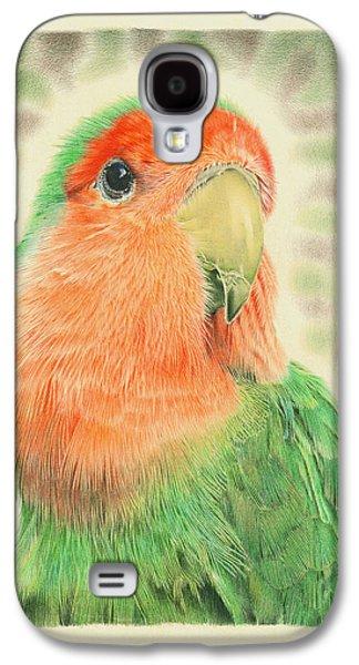 Lovebird Galaxy S4 Case - Lovebird Pilaf by Remrov