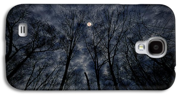 Lovely Dark And Deep Galaxy S4 Case by Robert Geary