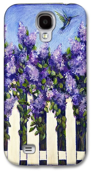 Lovely Lilacs Galaxy S4 Case by Gail McClure