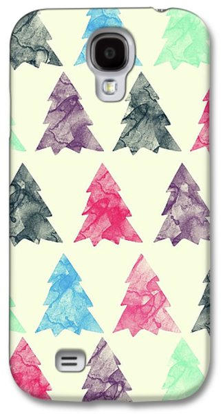 Lovely Pattern II Galaxy S4 Case by Amir Faysal