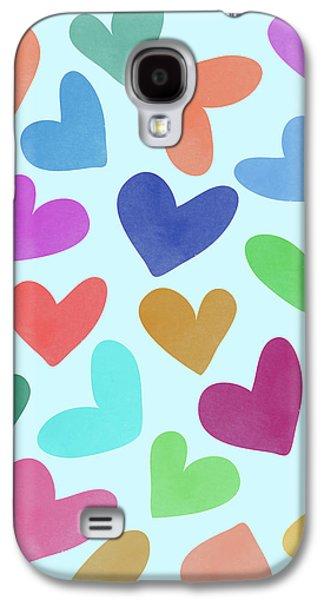 Lovely Pattern Iv Galaxy S4 Case