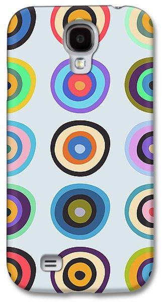 Lovely Pattern V Galaxy S4 Case