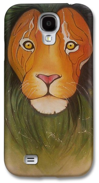 Lovelylion Galaxy S4 Case by Anne Sue